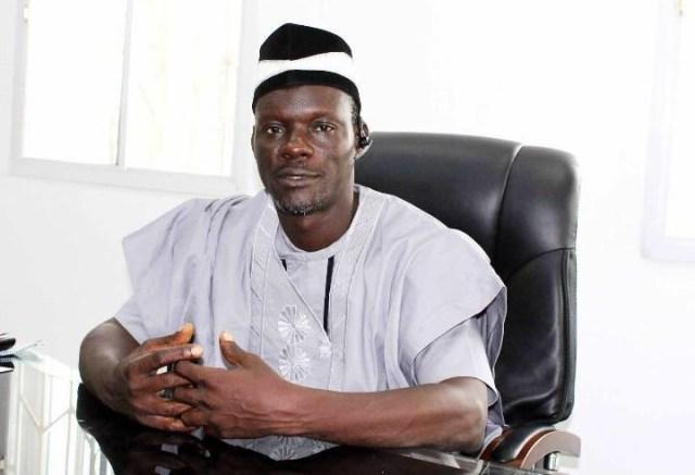 Amb. Comrade Sheriff Mulade, Niger Delta Environmental and Peace Activist