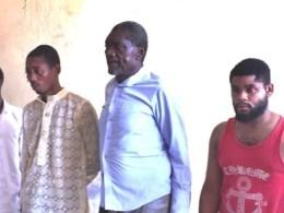 Suspected Ritual Killers of DELSU Student, Miss Elozino Ogege