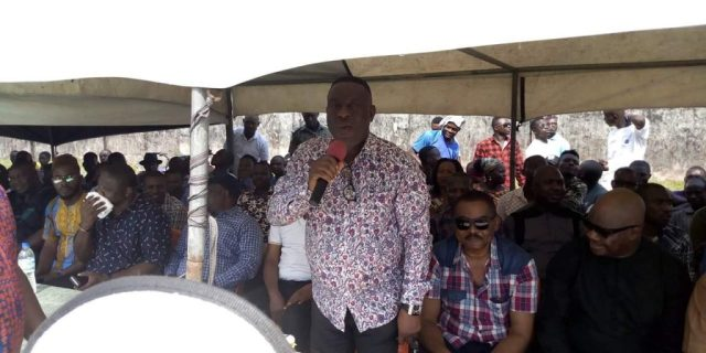 Isoko North PDP Chairman, Prince Godwin Ogorugba