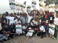 Members of Okowa Continuity Agenda