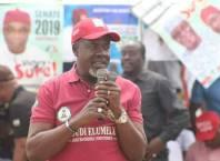 Moses Iduh, Delta North PDP Chairman
