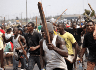 Violence and Riot in Nigeria