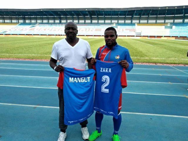 Delta Force Football Club New Signings at Stephen Keshi Stadium Asaba