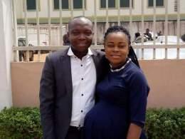 Mr and Mrs Ngozi Uchebuego