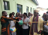 NGC Hands Over Basic Health Centre to the Oniparaga community in Odigbo Local Government Area of Ondo State.