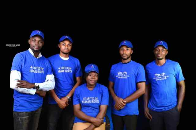 Youth For Human Rights International, Delta State Team