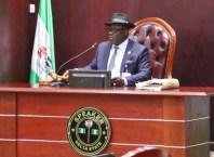 Delta State Speaker, Rt. Hon. Sheriff Oborevwori