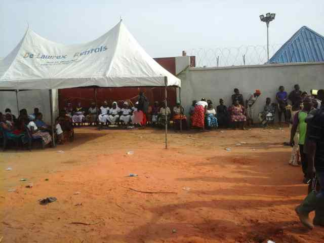 Ogbeani Community of Ndokwa West LGA Protest Against SEEPCO