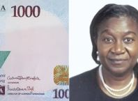 Mrs Priscilla Eleje, Director of Currency Operations in Nigeria, CBN