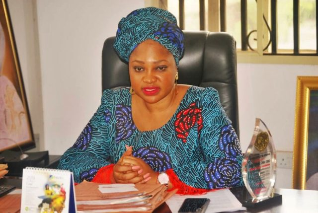 Chief (Mrs) Shimite Bello