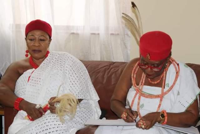 Obi Ada Biosah and Obi Martha Dunkwu