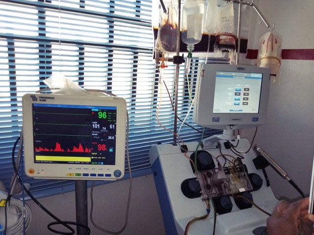 Automated Exchange Blood Transfusion Using the Spectra Optia Apheresis System at the Delta State Sickle Cell Centre
