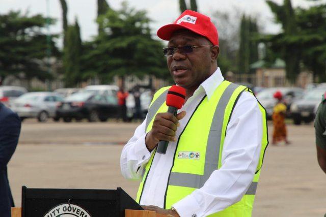 Deputy Governor, Dcn Kingsley Otuaro