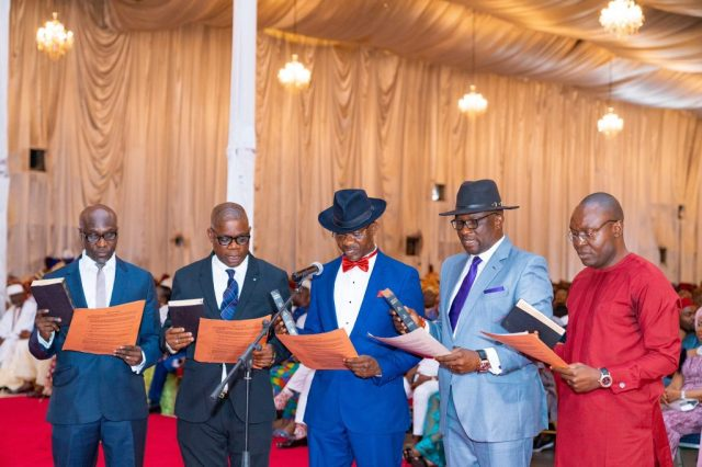 Newly Sworn-In Delta Commissioner Designates