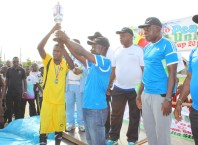 Comrade Mulade Sheriff Ijaw, Itsekiri Peace and Unity Cup 2017