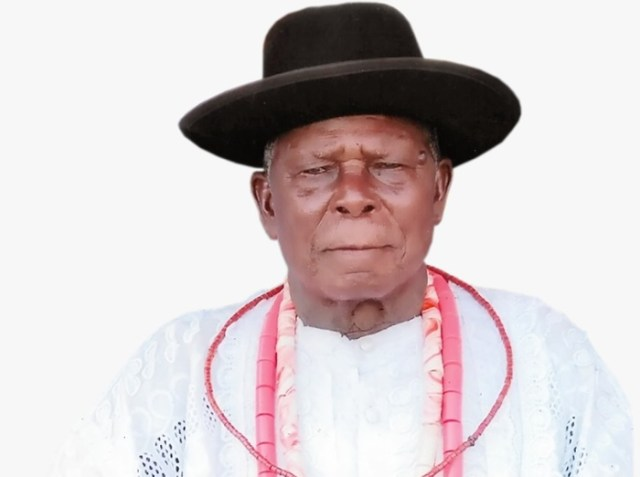late Chief Francis Anamali-Ochor, Omezulu 1