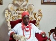 Orosuen of Okere-Urhobo,HRM Prof. Paul Oghenero Okumagba