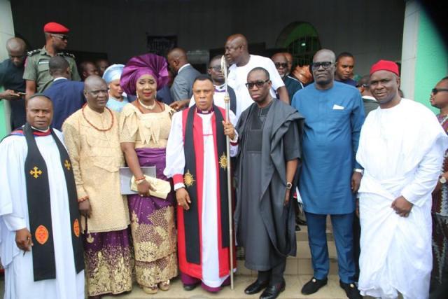 Ferguson Onwo Thanks God