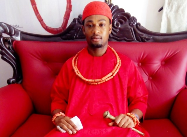 HRM Agbogidi Obi Nduka (MNSE), Monarch of Issele-Uku Kingdom