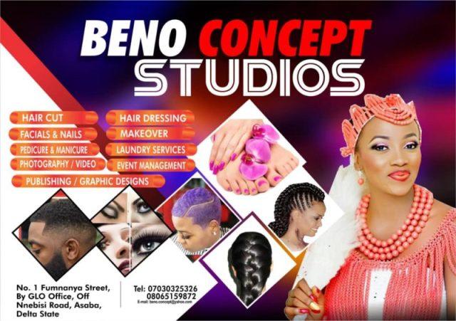 BENO CONCEPT STUDIOS ASABA