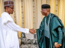 Buhari and Omo-Agege