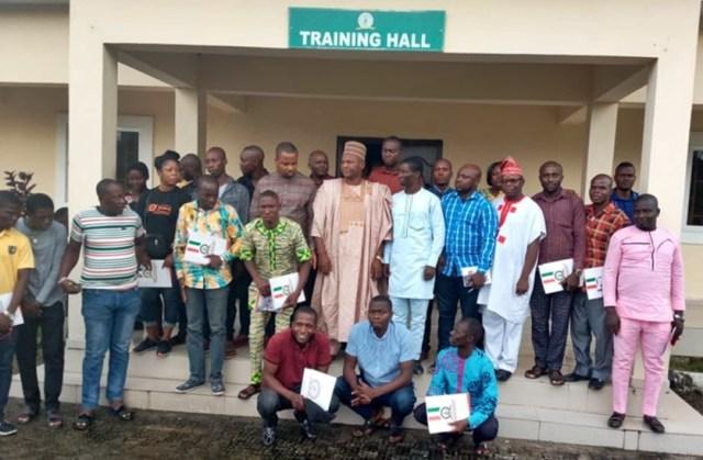 Hon Onwo sponsored Isoko South II Constituents at Bioresources Development Center, Odi, Bayelsa State