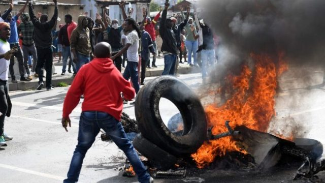 Xenophobia Attacks in South Africa