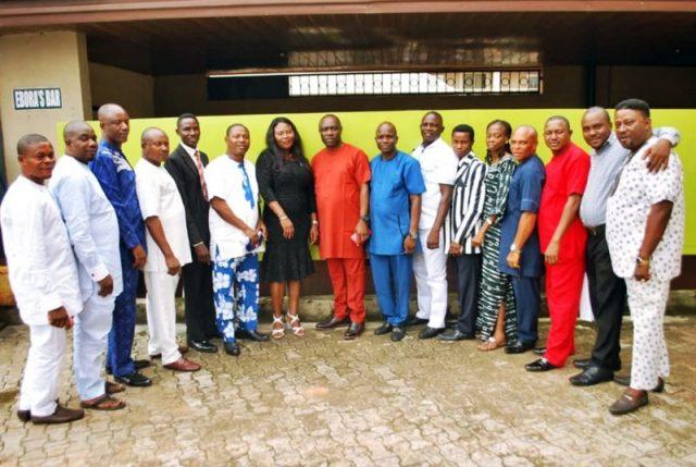 Reunion of Auchi Poly Mass Communication Class 93 Delta State Chapter
