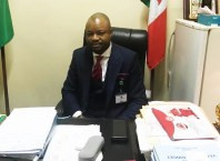 Hon Emeka Nwaobi, Chairman House of Committee on Works, Delta Assembly