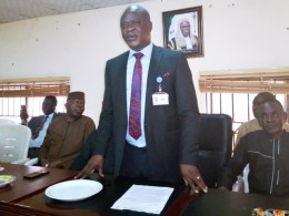 Hon Ferguson Onwo, Member Representing Isoko South 2 in the Delta State House of Assembly