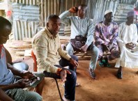 Meeting of Ibusa Community with Hausas Residents in Oshimili North LGA
