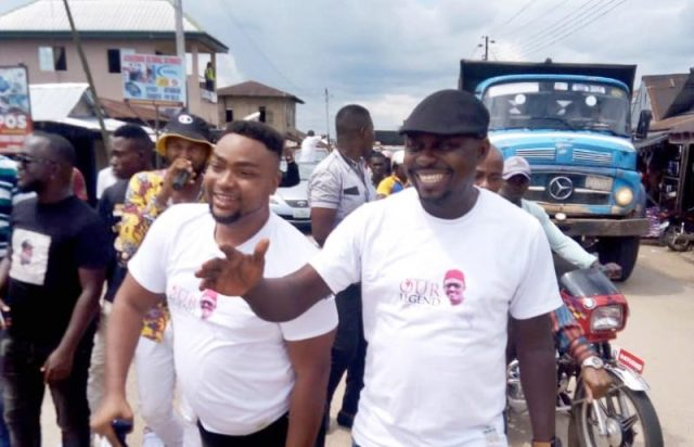 Solidarity Rally in honor of Rt. Hon. Friday Osanebi by the Ndokwa National Youth Movement