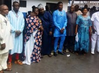 Obotebe Monarch, Celebrates Graduation of Children