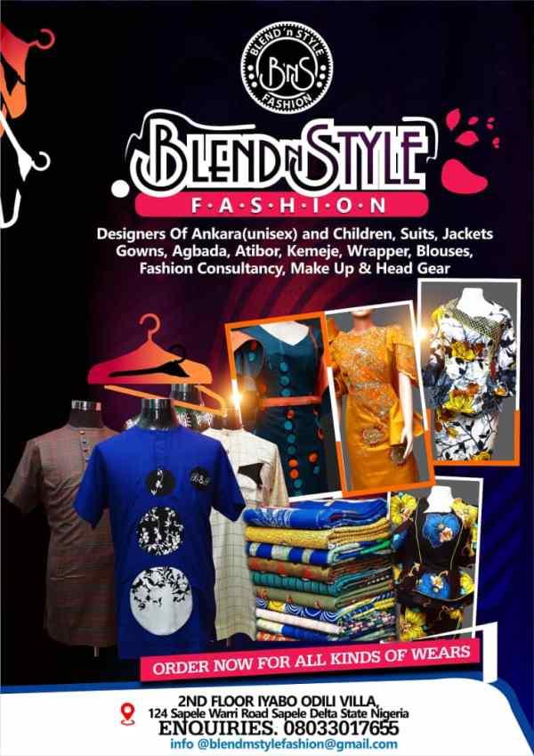 Blend N Style Fashion