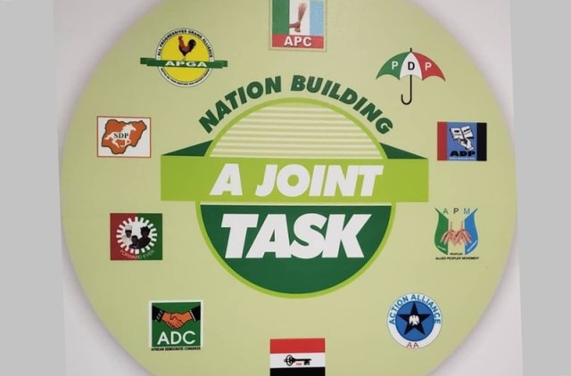 House of Representative Joint Task