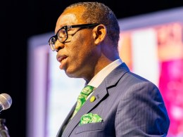 Dr Ifeanyi Okowa Speaking at the 2nd National Health Summit and the 25th Commonwealth Medical Association(CMA) triennial conference in Abuja