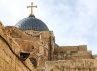 Basilica of the Holy Sepulchre, Israel Holy Site in Jerusalem