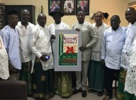 Urhobo Elite Forum Visits Hon Ighrakpata Solomon Ighrakpata