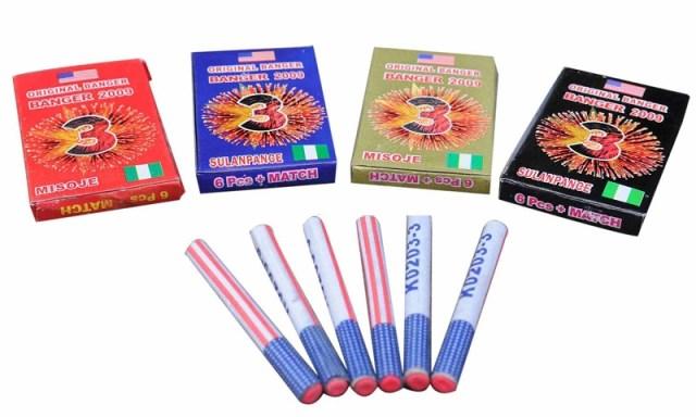 banger for fireworks