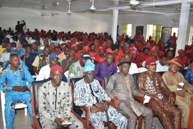 PDP Faithfuls in Ndokwa East LGA