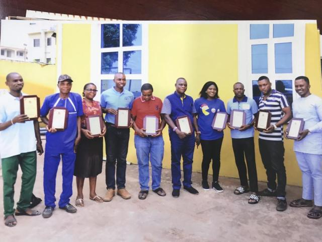 Staff, Bube-Dan Global Resources