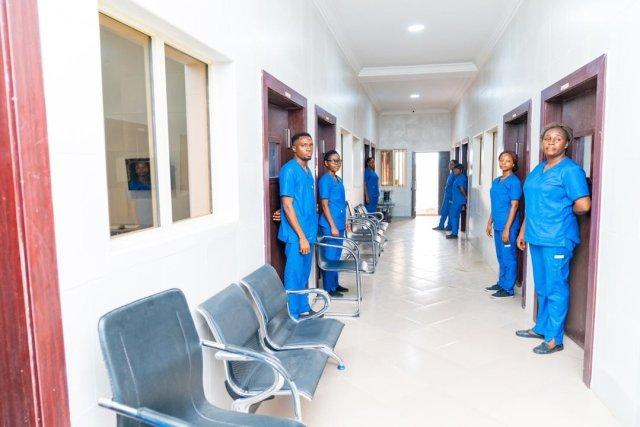 Delta Coronavirus Isolation Centre