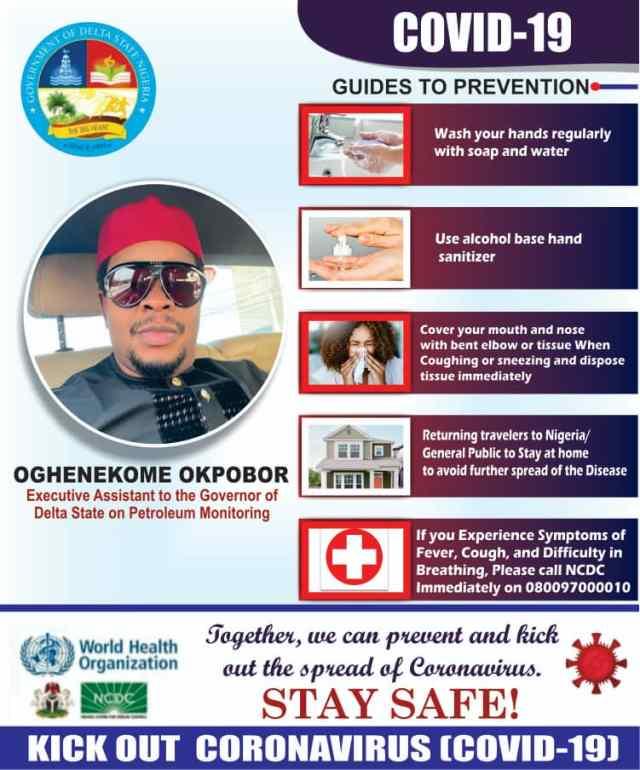 Okpobor Covid-19 Awareness Campaign