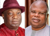 Braduce Angozi and Solomon Ogba