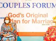 Dame Edith Okowa Couples Forum