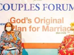Dame Edith Okowa Couples Forum