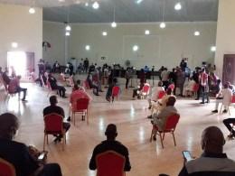 Delta PDP LGA Swearing-In