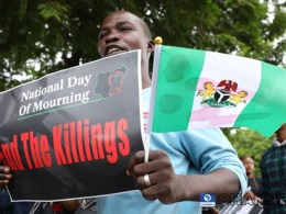 A Campaign Against Incessant Killings in Nigeria