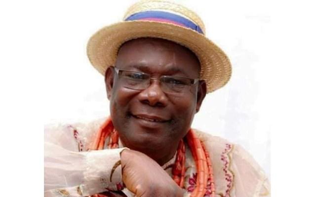 Chief Joe Omene - UPU
