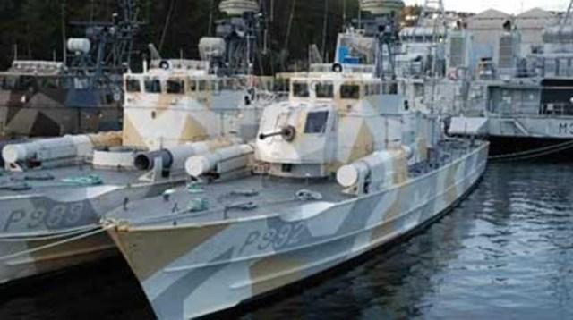 Surveillance Ships